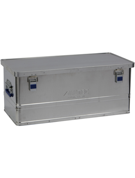 ALUTEC Aluminiumbox »BASIC«, BxHxL: 38,5 x 32,5 x 77,5 cm, Metall