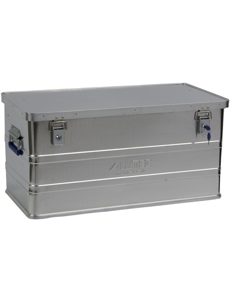 ALUTEC Aluminiumbox »CLASSIC«, BxHxL: 38,5 x 37,5 x 77,5 cm, Metall