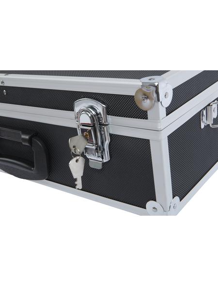 ALUTEC Aluminiumrahmenkoffer »61200«, BxHxL: 36 x 16,5 x 46 cm, Kunststoff