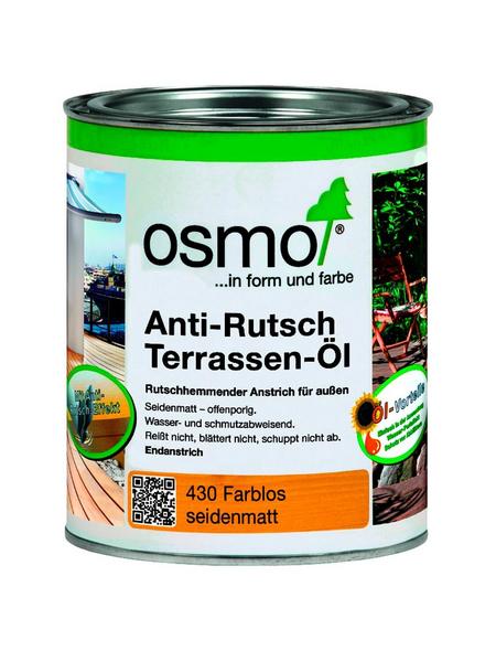 OSMO Anti-Rutsch-Terrassenöl transparent 0,75l