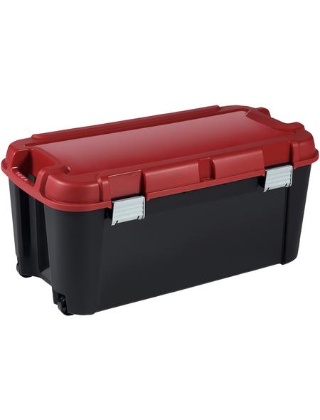 KETER Aufbewahrungsbox »Totem«, BxHxL: 79,5 x 37,1 x 39,5 cm, Kunststoff