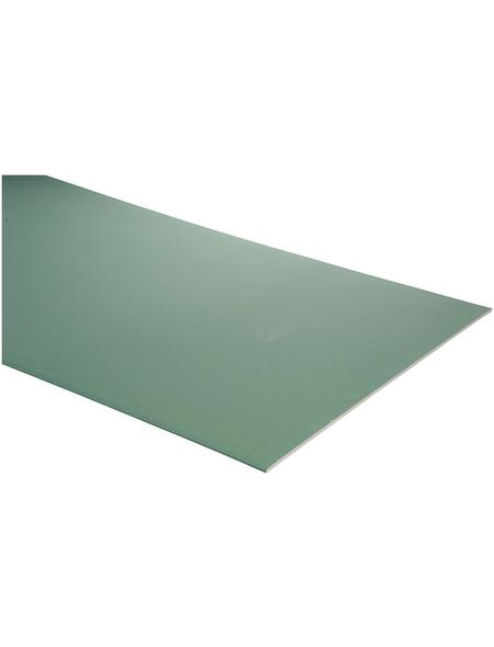 Knauf Ausbauplatte, Grün