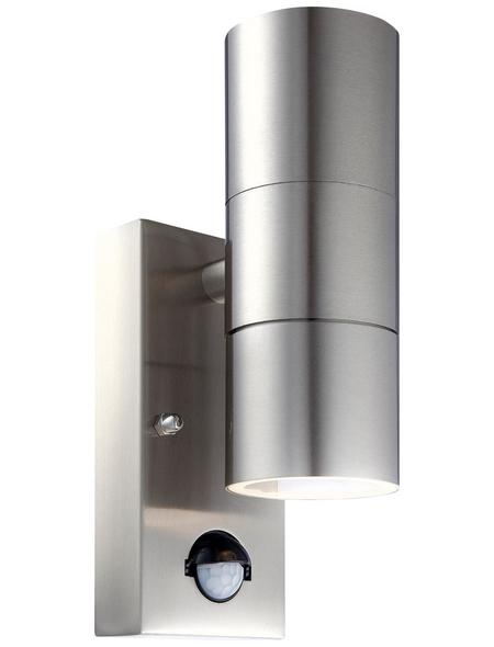 Außenleuchte »Style«, 5 W, inkl. Bewegungsmelder, IP44, warmweiß