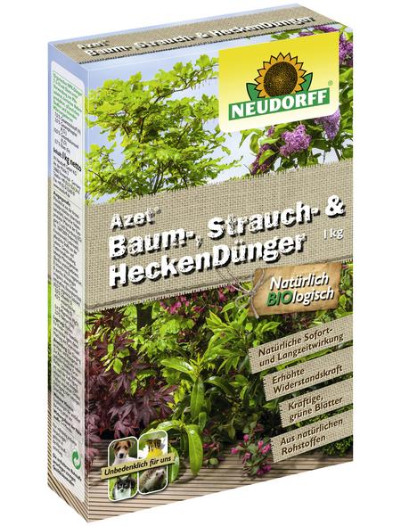 NEUDORFF Azet Baum-, Strauch- und Heckendünger 1 kg