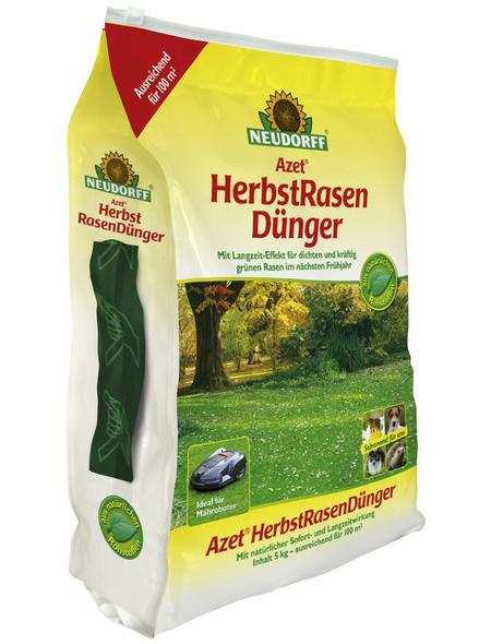 NEUDORFF Azet Herbstrasendünger 5 kg