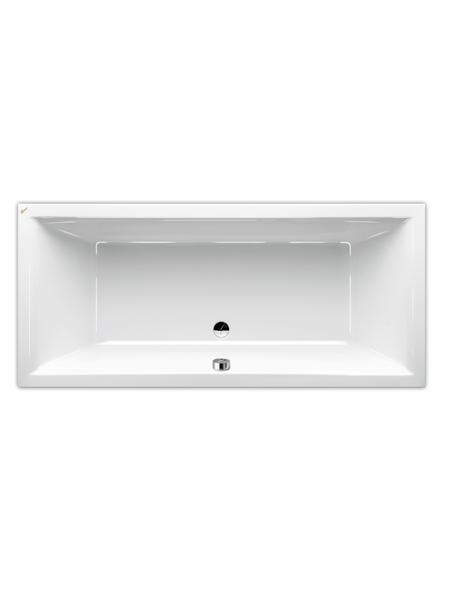 Badewanne, Rechteckig, Acryl, B 75 x L 170 cm