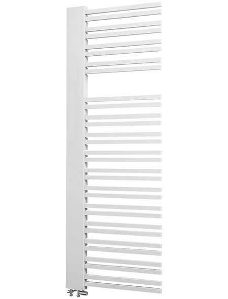 SCHULTE Badheizkörper »Bologna«, B x T x H: 60 x 9,7 x 161 cm, 933 W, weiß