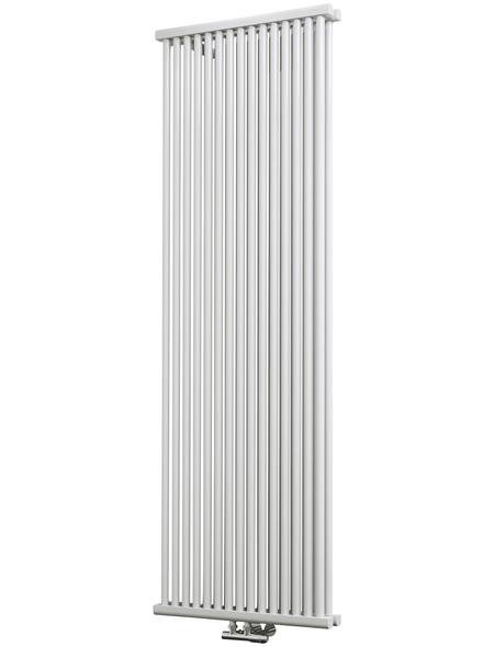 SCHULTE Badheizkörper »Kiel«, B x T x H: 60 x 20,4 x 180 cm, 1690 W, alpinweiß