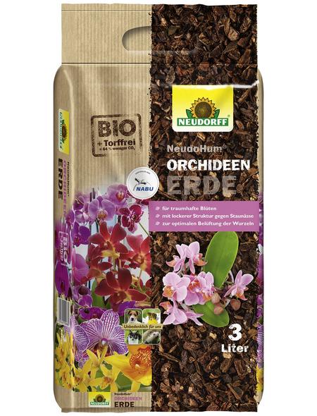 NEUDORFF Bio-Pflanzenerde »NeudoHum«, für Orchideen