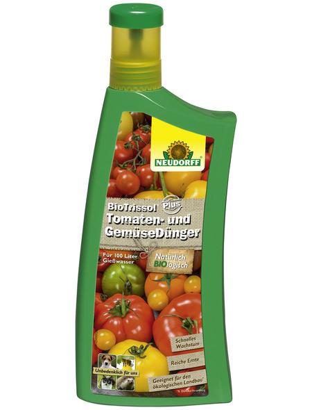 NEUDORFF BioTrissol Plus Tomaten- und Gemüsedünger 1 l