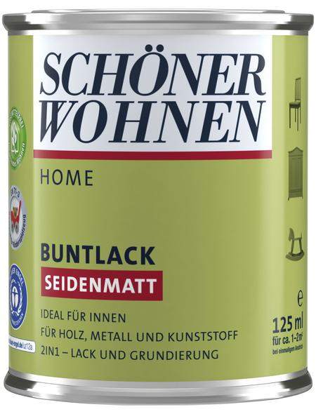 Schöner Wohnen Buntlack »Home«, petrolfarben , seidenmatt