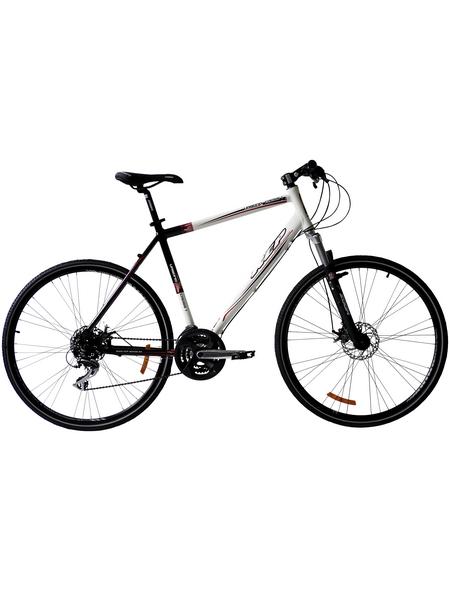 KCP Crossbike »Urbano 2.0 Gent«, 28 Zoll, 24-Gang, Herren