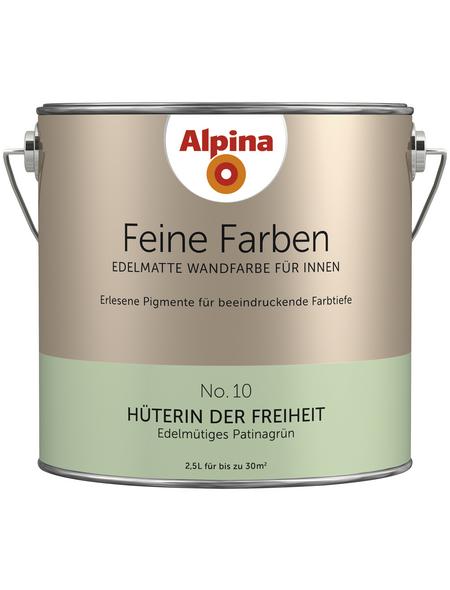 alpina Dispersionsfarbe »Feine Farben«, Hüterin der Freiheit, matt