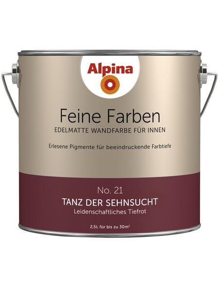 alpina Dispersionsfarbe »Feine Farben«, Tanz der Sehnsucht, matt