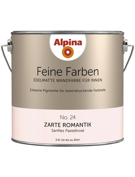 alpina Dispersionsfarbe »Feine Farben«, Zarte Romantik, matt