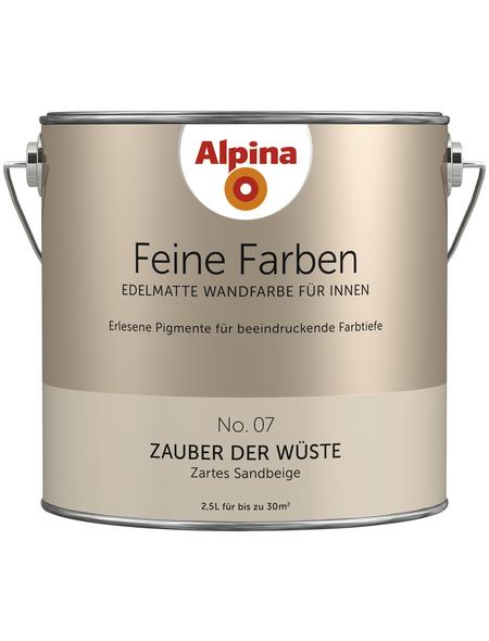 alpina Dispersionsfarbe »Feine Farben«, Zauber der Wüste, matt