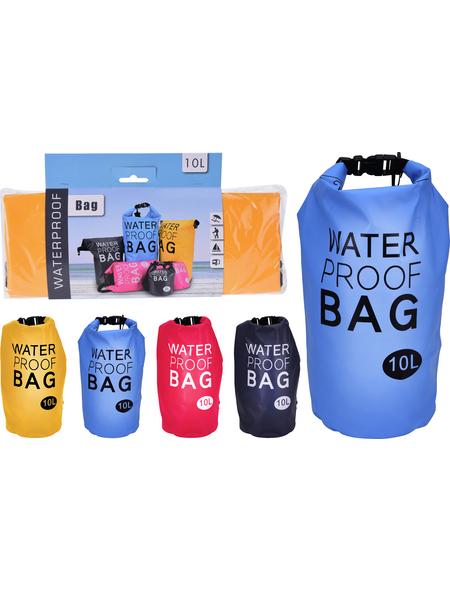 Koopmann Drybag »Waterproofbag«, Kunststoff, 10 l, wasserdicht, zufällige Farbauswahl