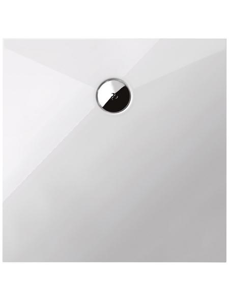 SCHULTE Duschwanne »ExpressPlus«, BxT: 120 x 120 cm, weiß