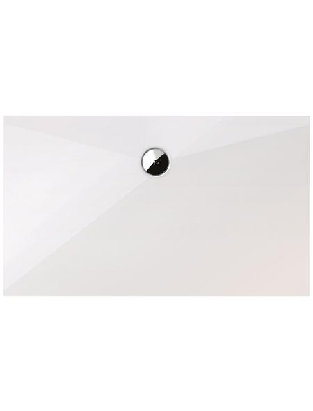 SCHULTE Duschwanne »ExpressPlus«, BxT: 80 x 100 cm, weiß