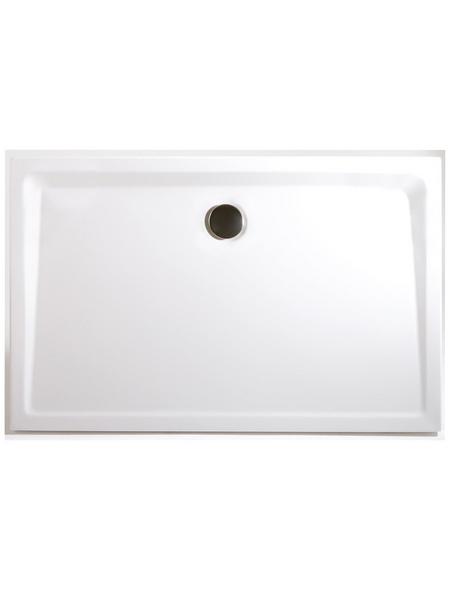 SCHULTE Duschwanne »ExpressPlus«, BxT: 90 x 120 cm, weiß