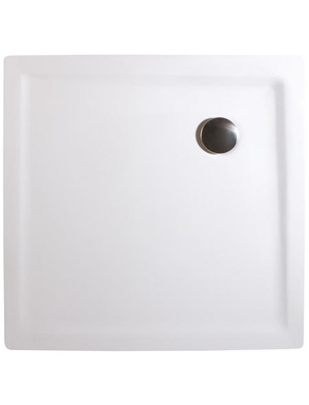 SCHULTE Duschwanne »ExpressPlus«, BxT: 90 x 90 cm, weiß