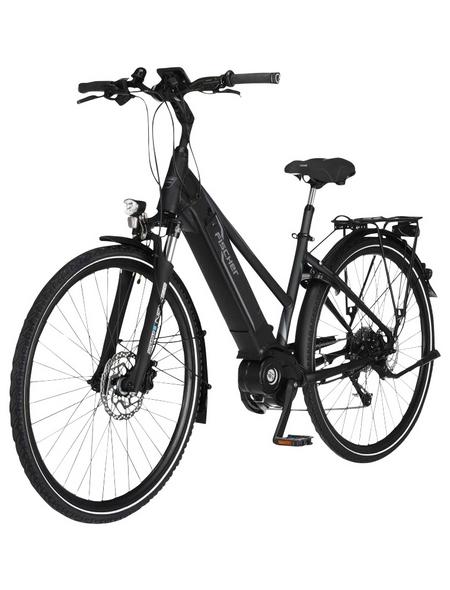 "FISCHER FAHRRAEDER E-Bike Trekking »VIATOR 4.0i«, 28"", 9-Gang, 10.5 Ah, Trapez"