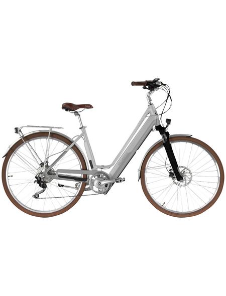 "ALLEGRO E-Citybike »Invisible City Plus«, 26 "", 7-Gang, 10.4 Ah"