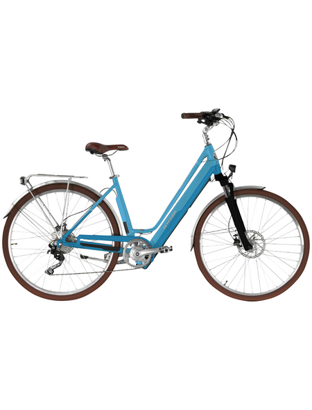 "ALLEGRO E-Citybike »Invisible City Plus«, 28 "", 7-Gang, 10.4 Ah"