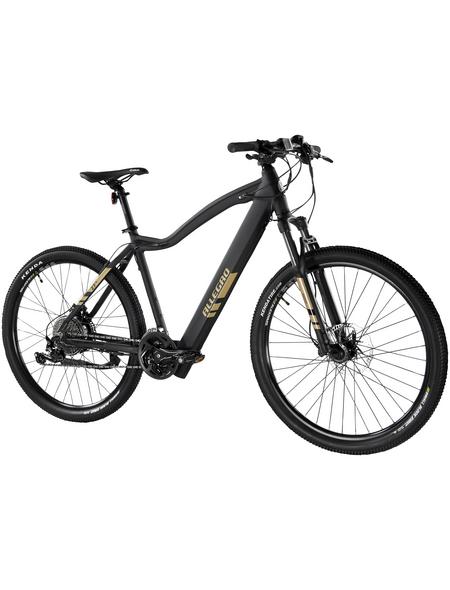 "ALLEGRO E-Mountainbike »E-MTB Invisible Dialm«, 27,5 "", 30-Gang, 10.4 Ah"