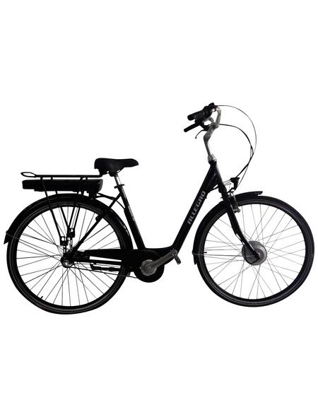 "ALLEGRO E-Tiefeinsteiger »E-Citybikes«, 28 "", 3-Gang, 10.4 Ah"