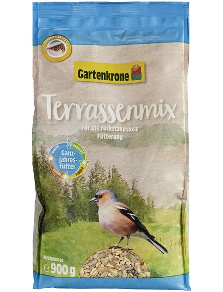 GARTENKRONE Ergänzungsfuttermittel »Terrassenmix«