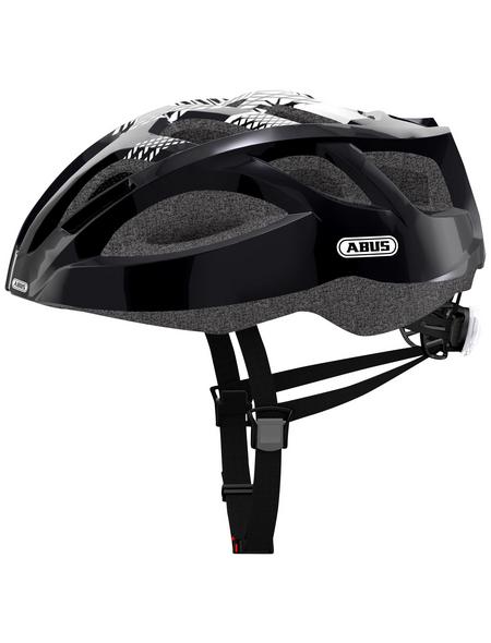ABUS Fahrradhelm »Sport«, M (52 – 58 cm), schwarz