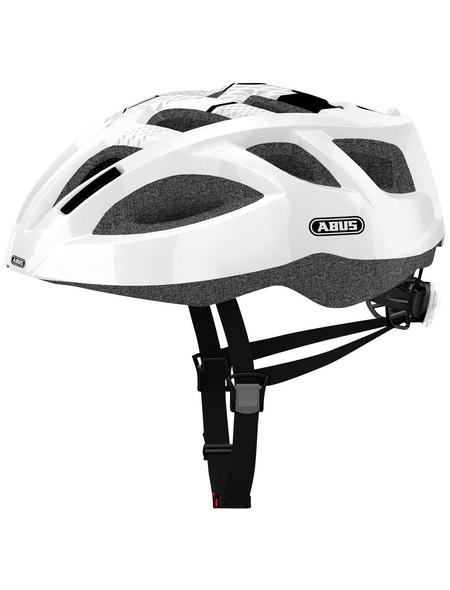 ABUS Fahrradhelm »Sport«, M (52 – 58 cm), weiß
