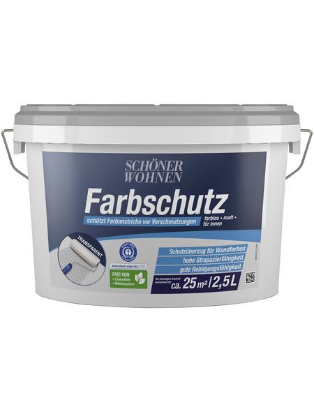 SCHÖNER WOHNEN FARBE Farbschutz, transparent, 2,5 l