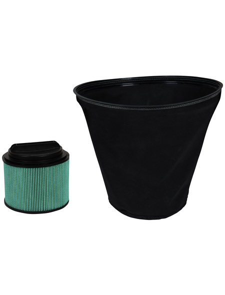 EINHELL Feinstaubfiltersystem, BxHxL: 31,5 x 22 x 31,5 cm, Kunststoff/Stoff