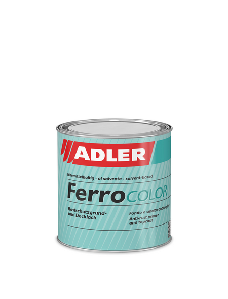 Ferrocolor W10, Weiß, 2,5 l