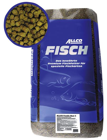 allco Fischfutter »Allco Forelle Mast«, 1 Beutel  à 15000 g