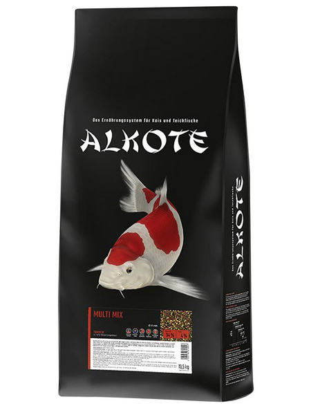 AL-KO-TE Fischfutter »Multi Mix«, 1 Beutel à 13500 g