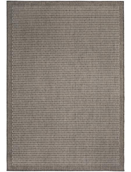 ANDIAMO Flachgewebe-Teppich »Savannah«, BxL: 57 x 110 cm, braun