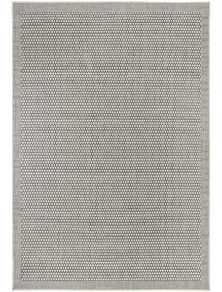 ANDIAMO Flachgewebe-Teppich »Savannah«, BxL: 80 x 150 cm, hellbraun