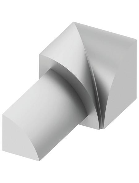 Flieseninnenecke aluminium, 10 mm
