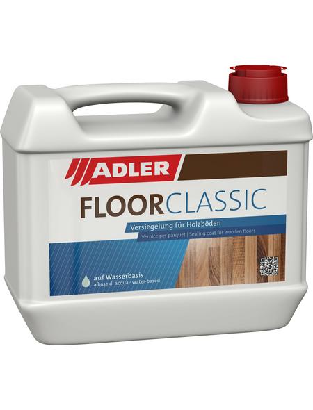 ADLER Floor-Classic, Transparent, Glänzend, 5 l