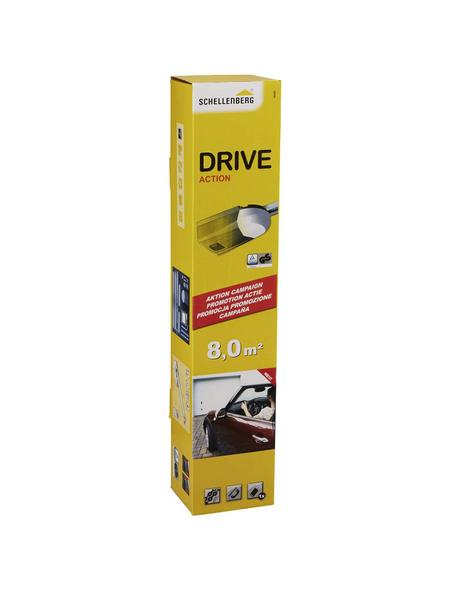 SCHELLENBERG Garagentorantrieb »Drive Action«, grau/weiss