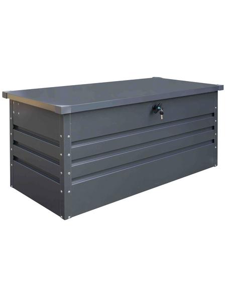 FLORAWORLD Gartenbox »Premium«, 132 x 61 x 62 cm (BxHxT), 400 Liter
