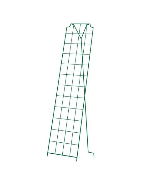 BELLISSA Gemüse- und Gurkengitter, BxH: 39 x 179 cm, Stahl