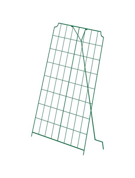 BELLISSA Gemüse- und Gurkengitter, BxH: 77 x 121 cm, Stahl