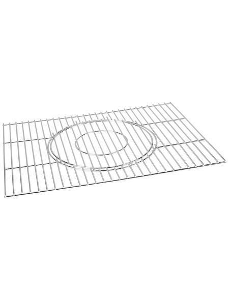 ACTIVA Grillrost, Stahl, Breite: 56,5 cm