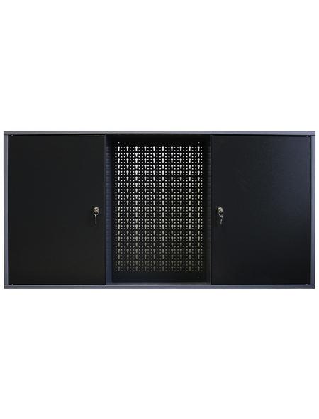 KÜPPER Hängeschrank, Breite: 120 cm, mit 2 Türen