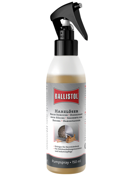 BALLISTOL Harzlöser, Pumpspray, 150 ml