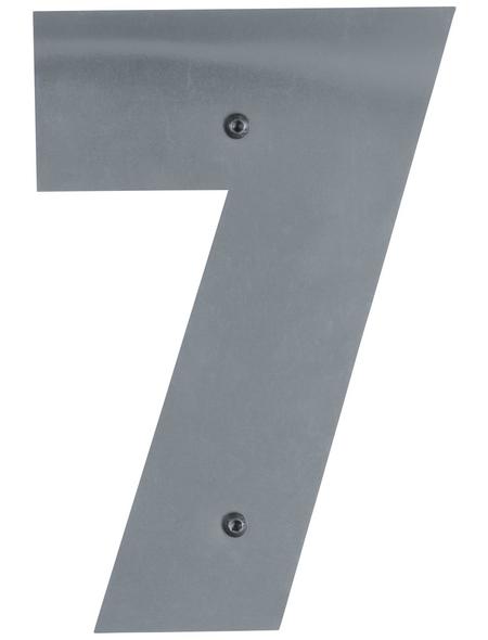 BELLISSA Hausnummer Nr. 7, braun